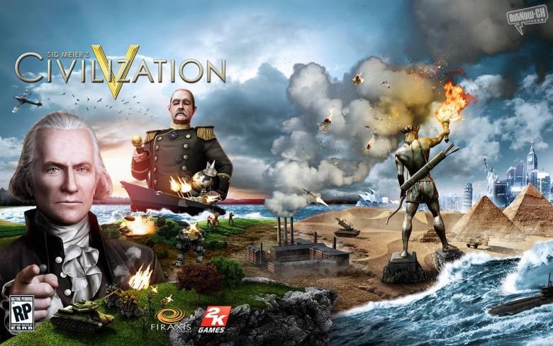 Civilization 5 лидеры и их особенности - 5