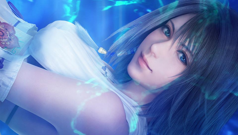 Final Fantasy X/X-2 HD Remaster : Le thème PS4 pour la préco US