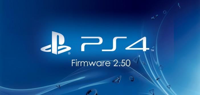 PS4 : Le firmware 2.50 détaillé en images