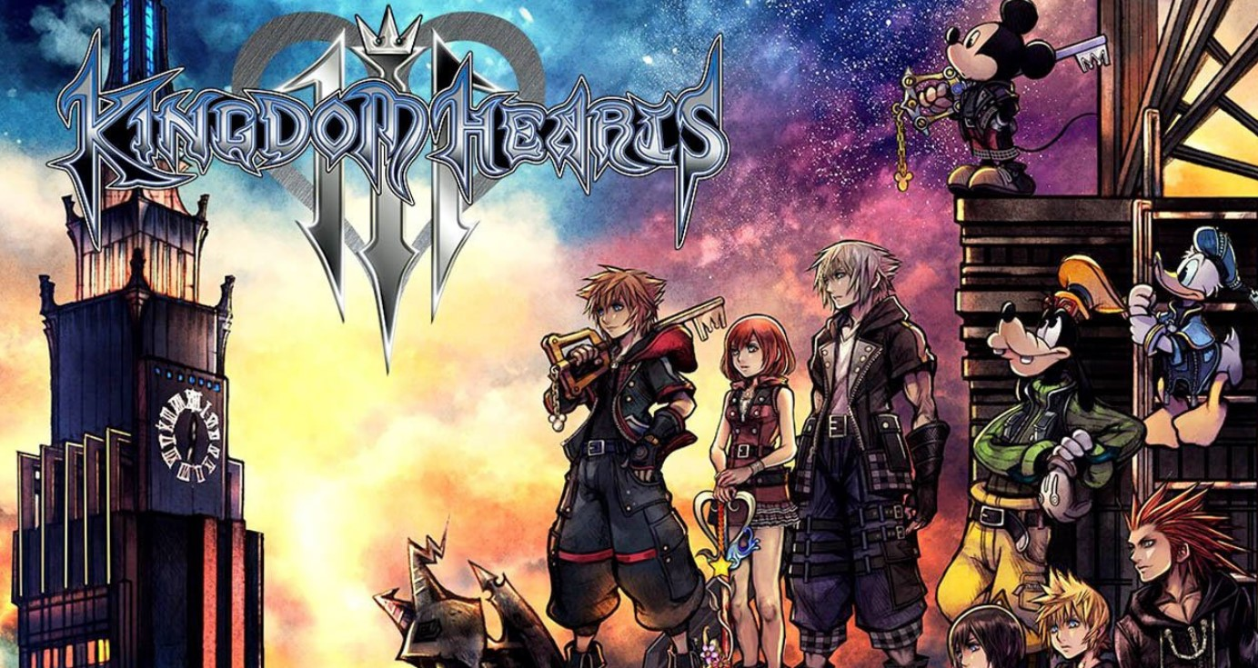 Kingdom Hearts 3 finalement disponible en 2016 ?