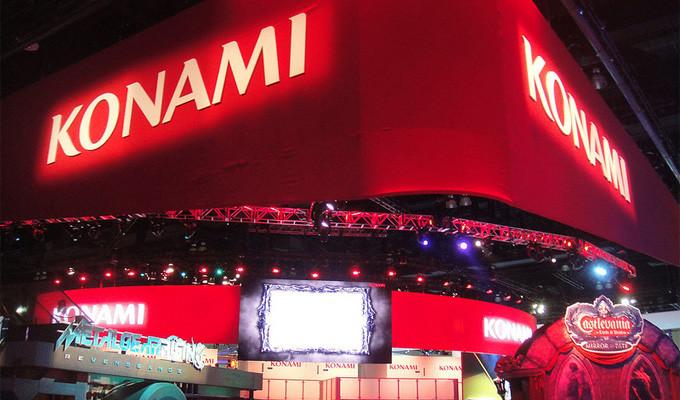 Konami Los Angeles a bien fermé ses portes