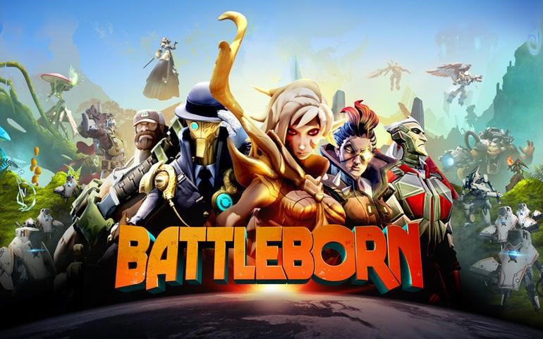 Battleborn (Gearbox) sera présent en force à l'E3 2015