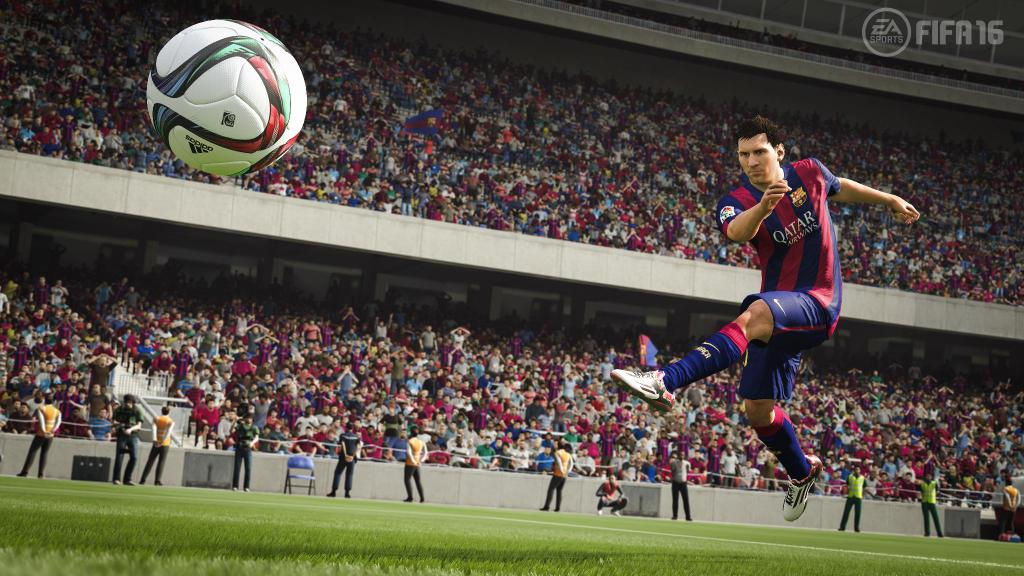 FIFA 16 affiche ses records en une infographie