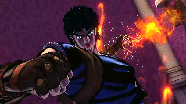 Jojo's Bizarre Adventure : Eyes of Heaven, trailer et liste des personnages