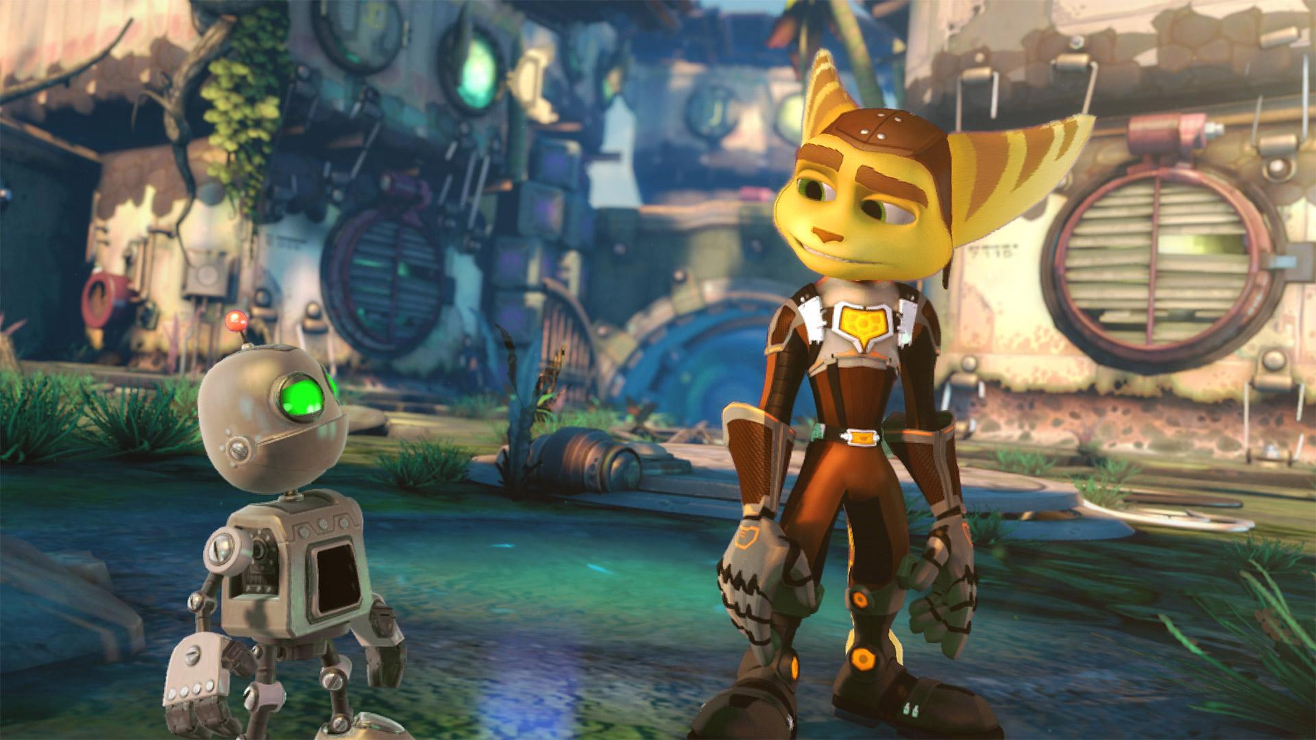 Ratchet et Clank vient de boucler son développement