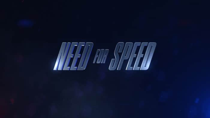 [Test] Need For Speed