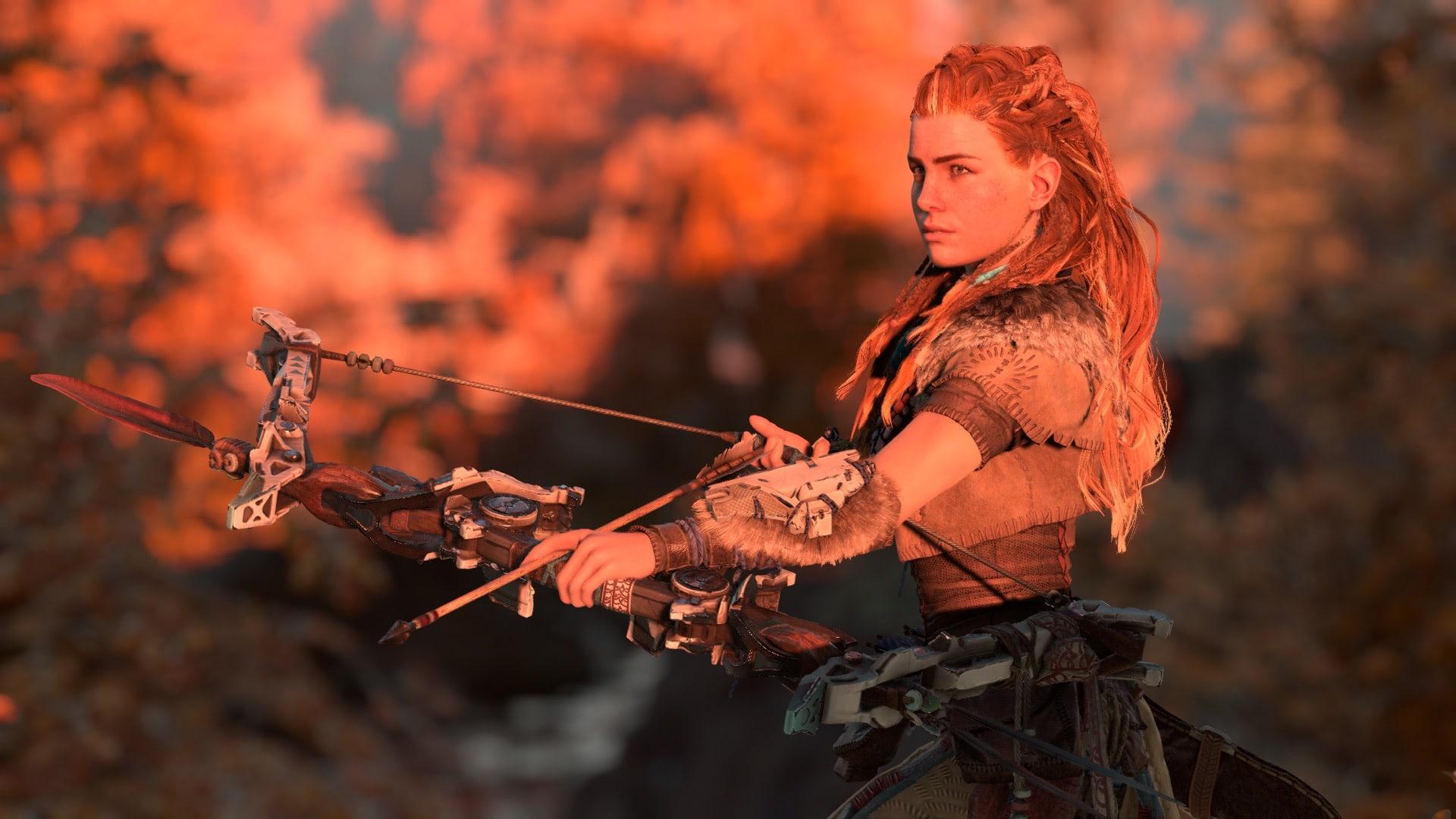 Horizon Zero Dawn se montre sur PS4 Pro au PlayStation Meeting