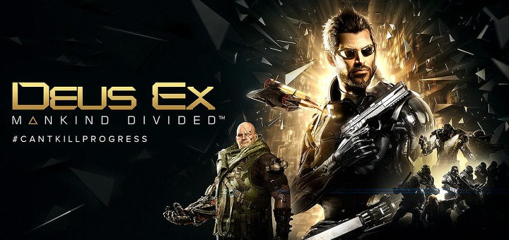 Nouveau trailer de Deus Ex Mankind Divided