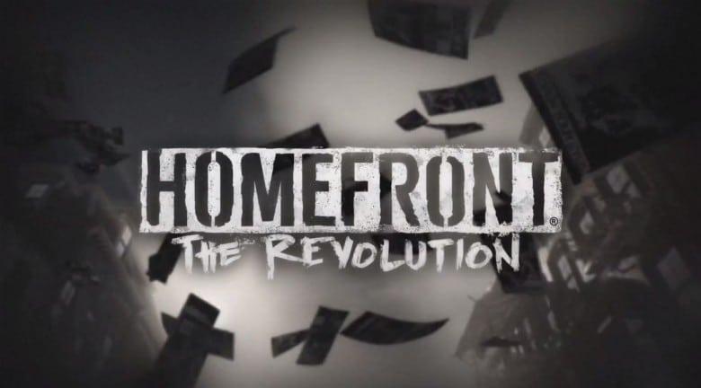 Homefront The Revolution : Du gameplay pour la PAX Prime