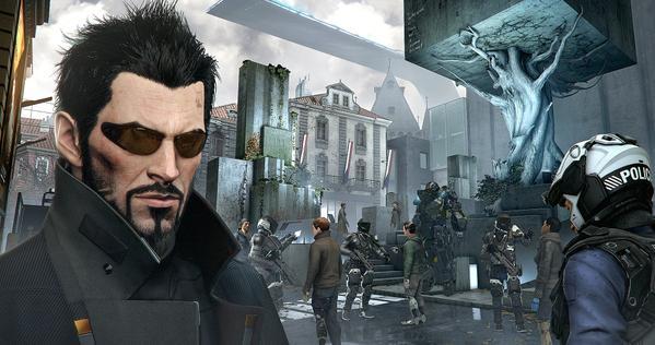 Deus Ex Mankind Divided : les configurations PC révélées