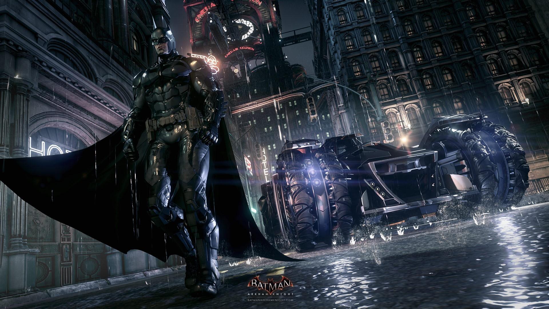 Batman Return to Arkham programmé pour le 10 juin