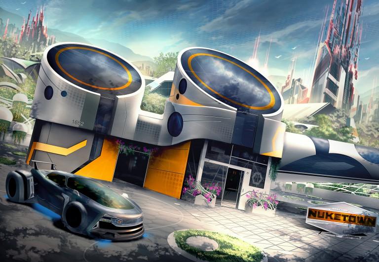 Call of Duty Black Ops 3 : Nuk3town s'affiche en vidéo