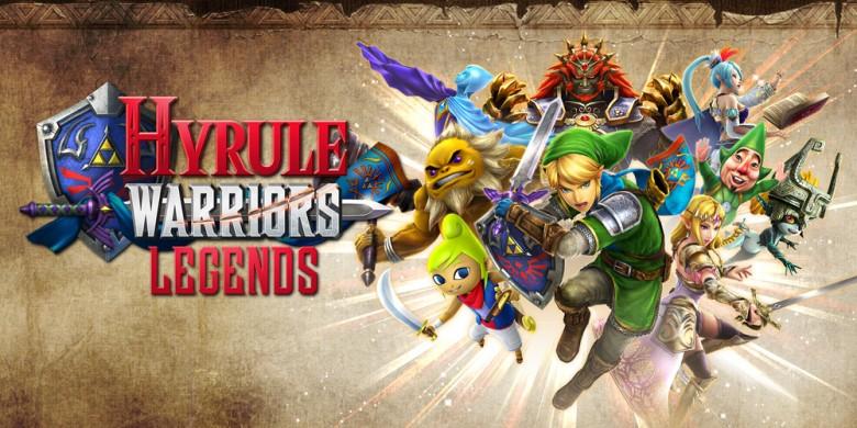 Hyrule Warriors Legends : De nouvelles informations dévoilées