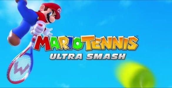 Mario Tennis Ultra Smash : l'Amiibo Golden Mario en vidéo