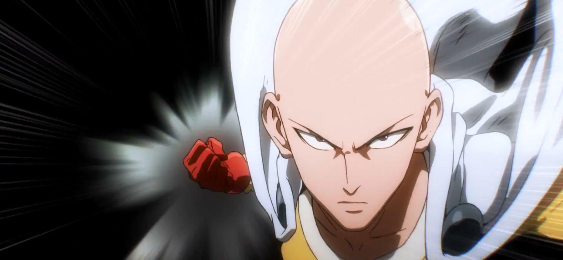 Pour la VF de One Punch Man, Saitama sera doublé par…