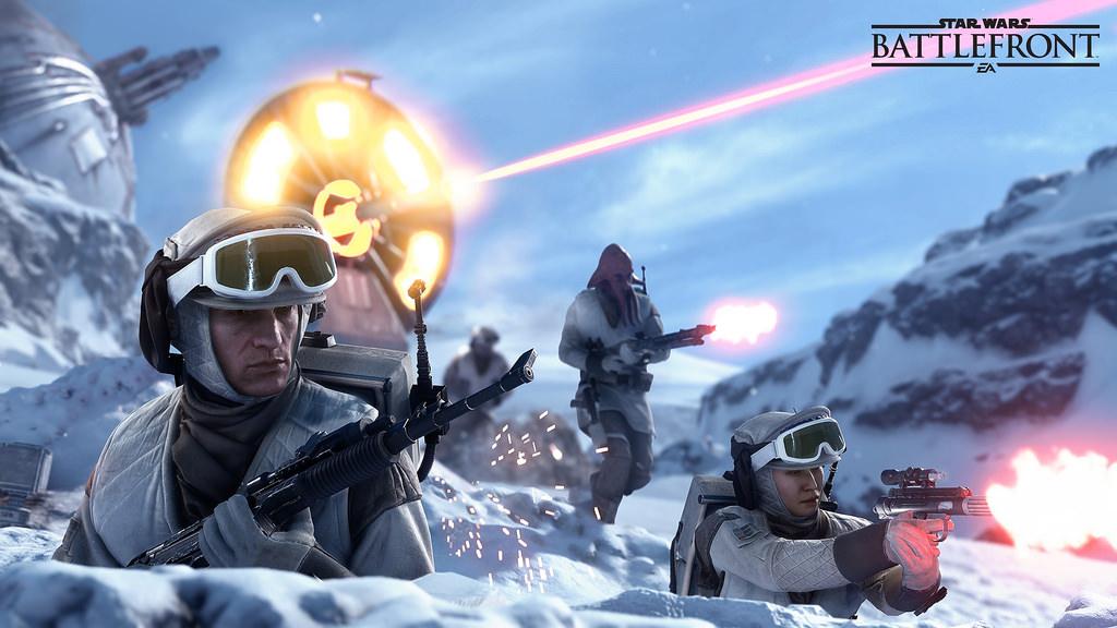 Star Wars Battlefront fait le plein de vidéos de gameplay