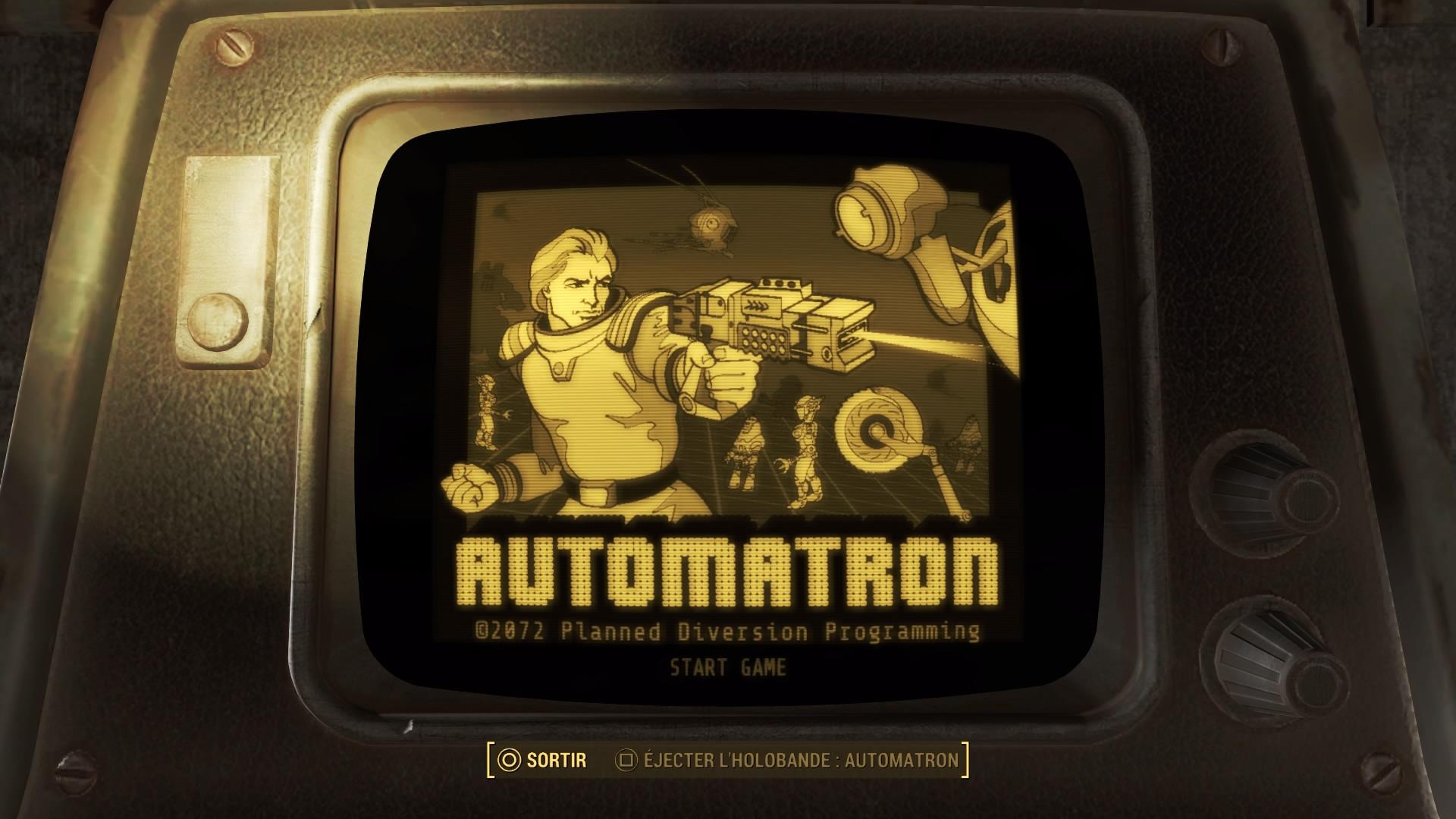 [TEST] Fallout 4 Automatron : une histoire de robots