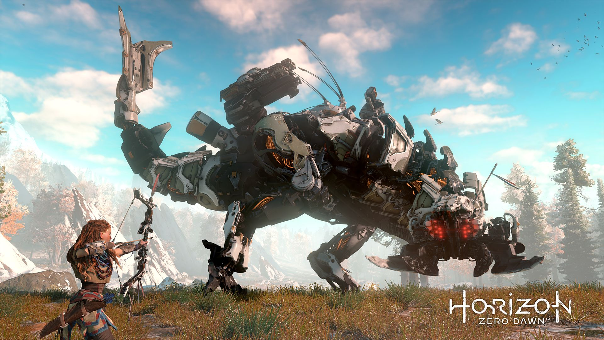 Horizon Zero Dawn laissera une liberté totale au joueur