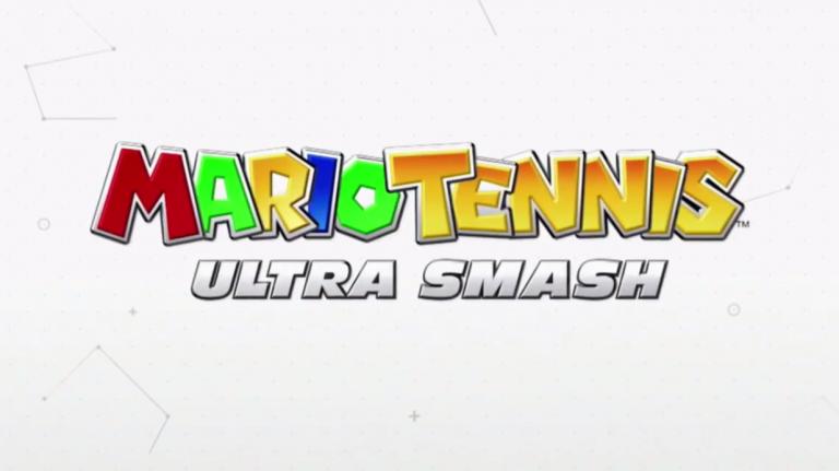 [Preview] Mario Tennis Ultra Smash entre sur le court