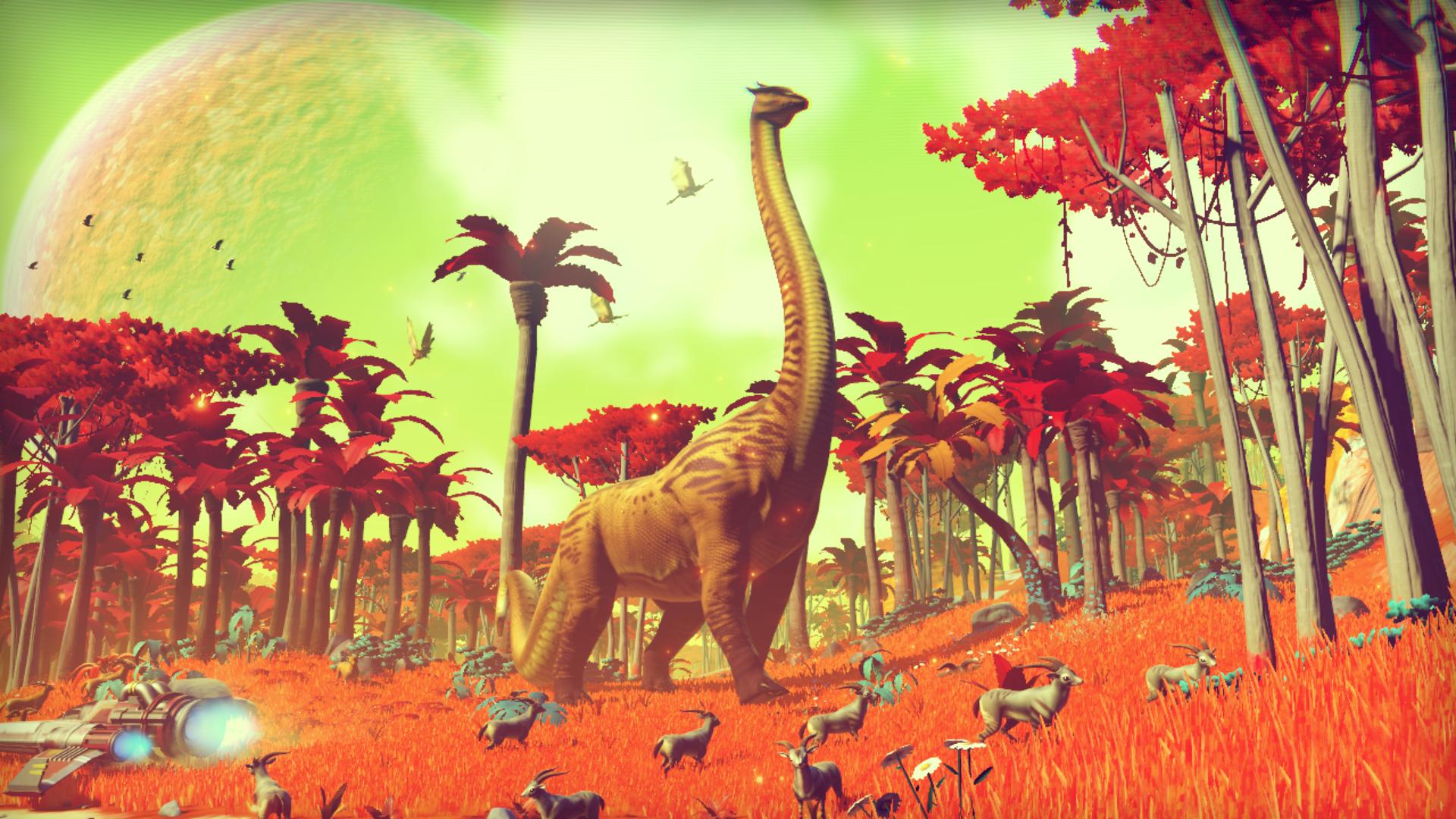 No Man's Sky : du gameplay et une Explorer Edition sur PC