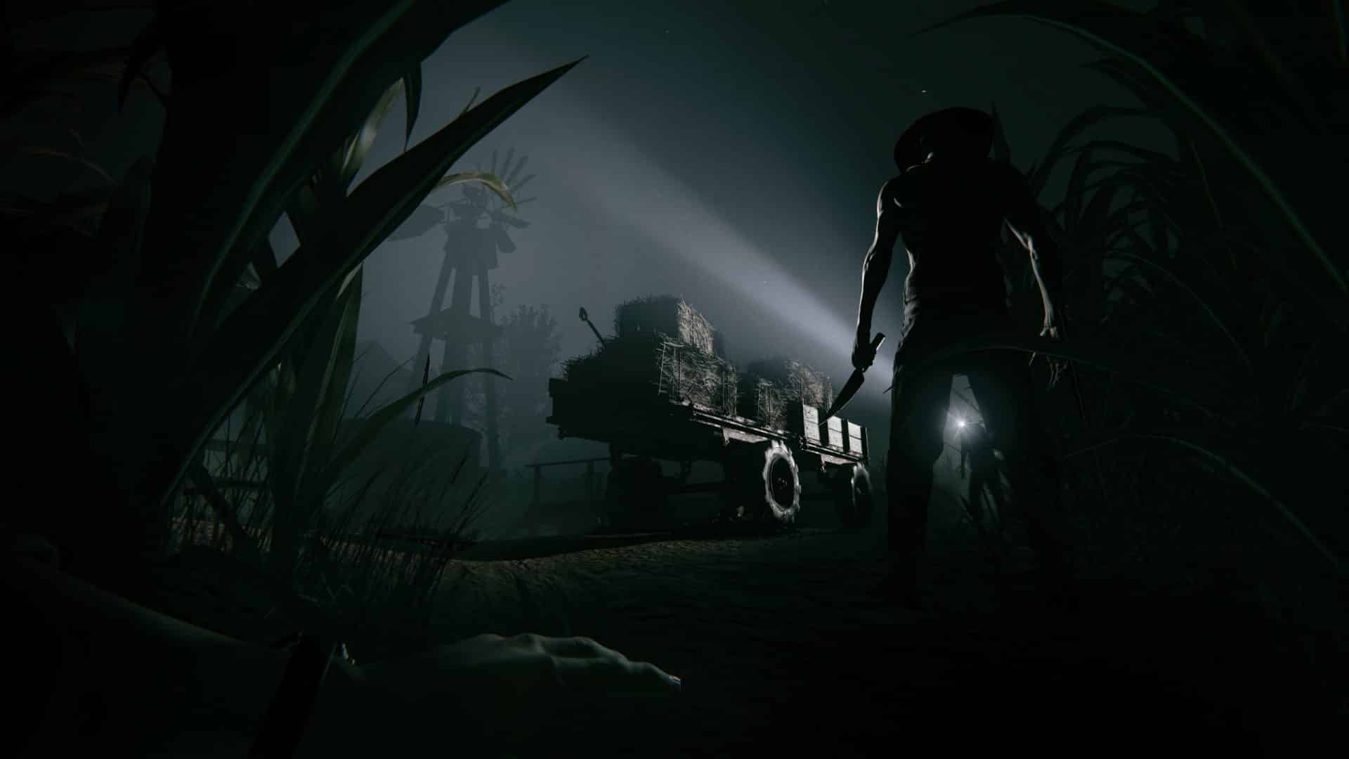 Outlast 2 : la démo disponible sur PS4, Xbox One et PC… pour un temps limité !