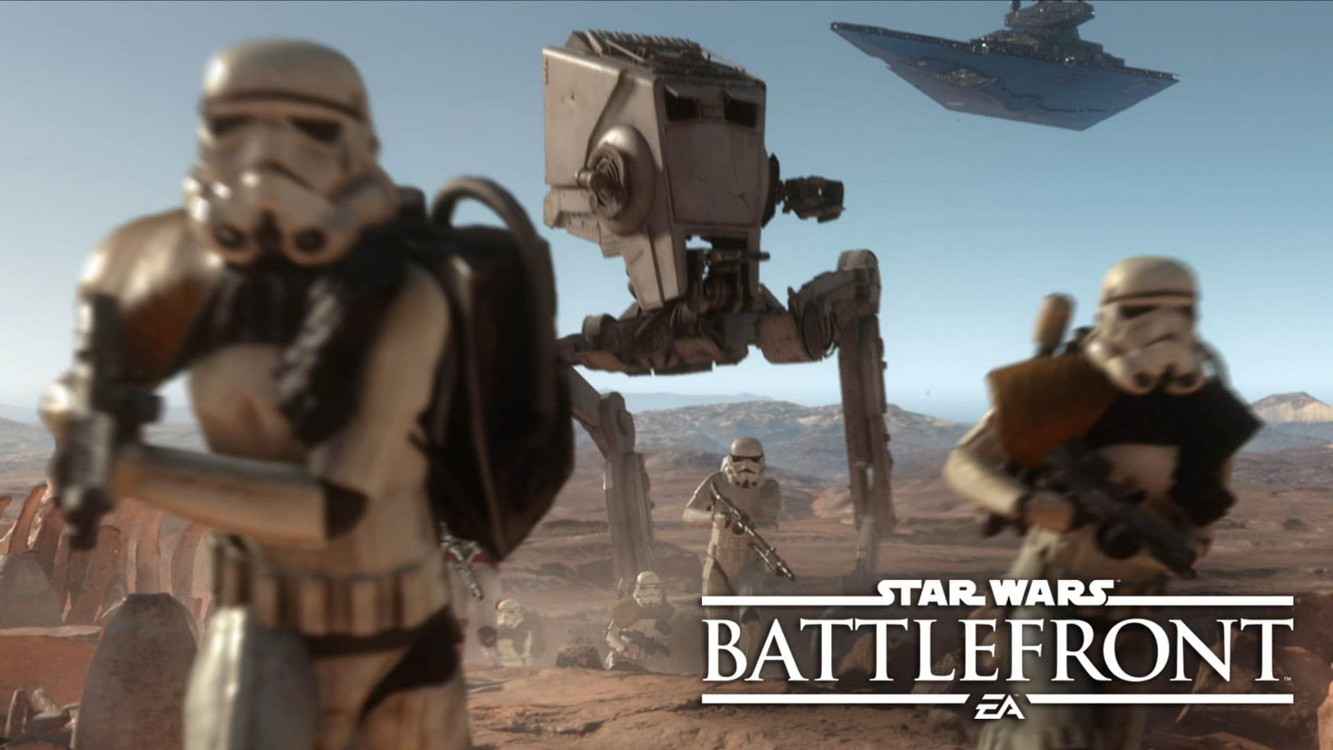 Star Wars : Battlefront : le comparatif vidéo