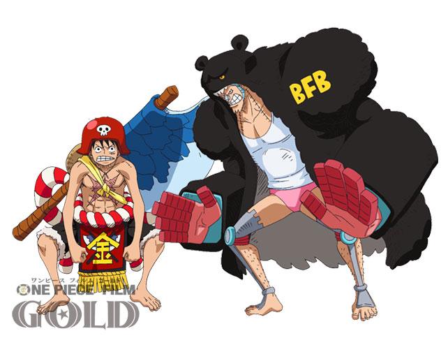 One Piece : Les costumes du prochain film en images