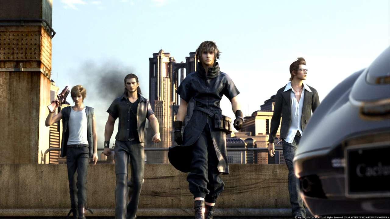 Final Fantasy XV : Une nouvelle démo et des DLC annoncés !