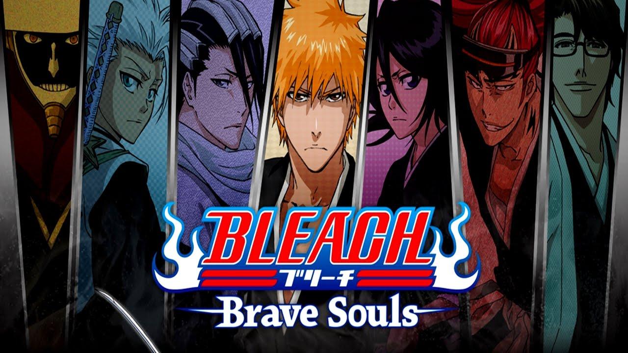 Bleach Brave Souls est disponible sur Android et iPhone