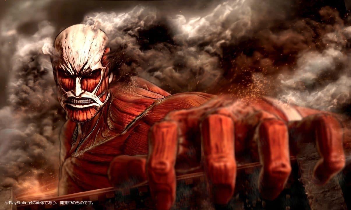 L'Attaque des Titans fait le plein de vidéos de gameplay
