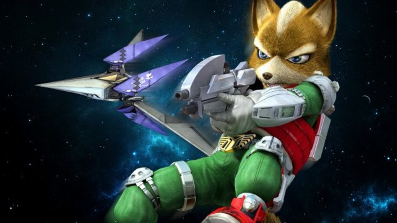 Star Fox Guard en compagnie de Star Fox Zero et Miyamoto