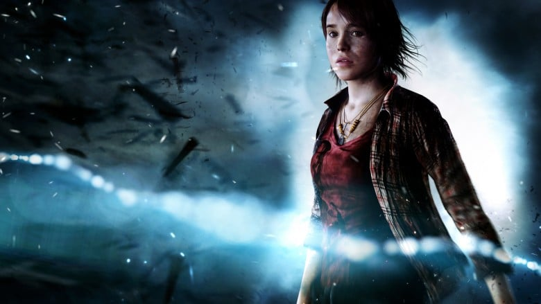 [Test] Beyond Two Souls PS4