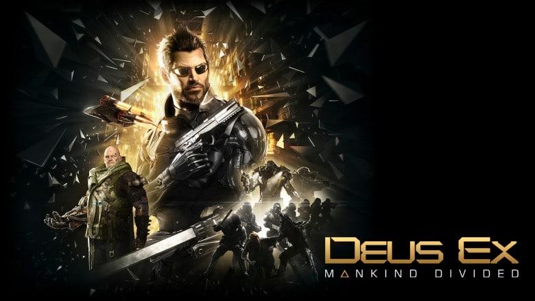 Deus Ex Mankind Divided : 2 nouvelles images
