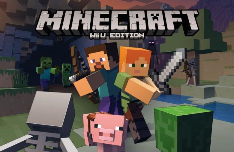Minecraft sous-exploitera le GamePad de la Wii U