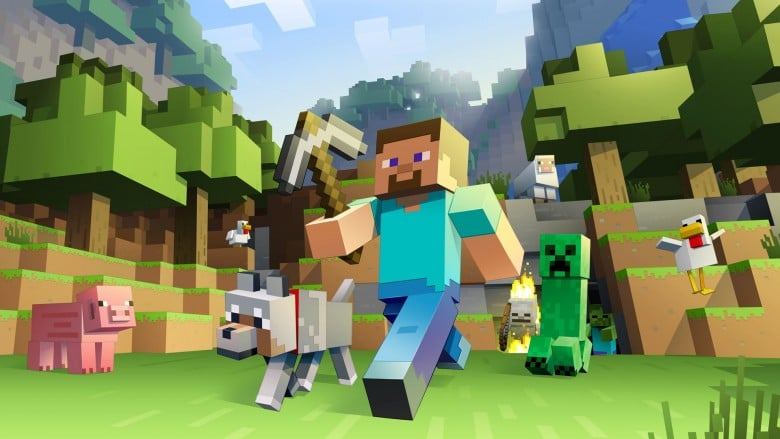 Minecraft : Une mise à jour énorme disponible