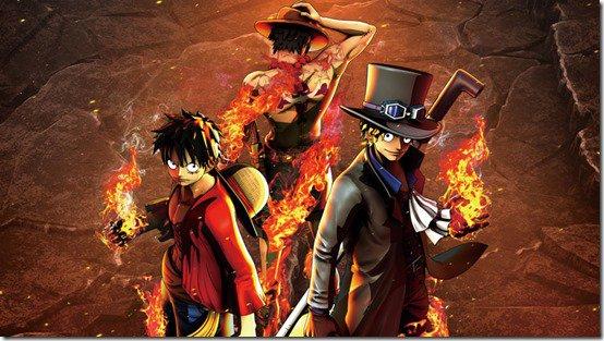 One Piece Burning Blood révélé en 45 minutes de gameplay
