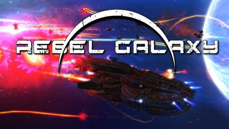 Rebel Galaxy en janvier sur le PS Store, bientôt sur Xbox One