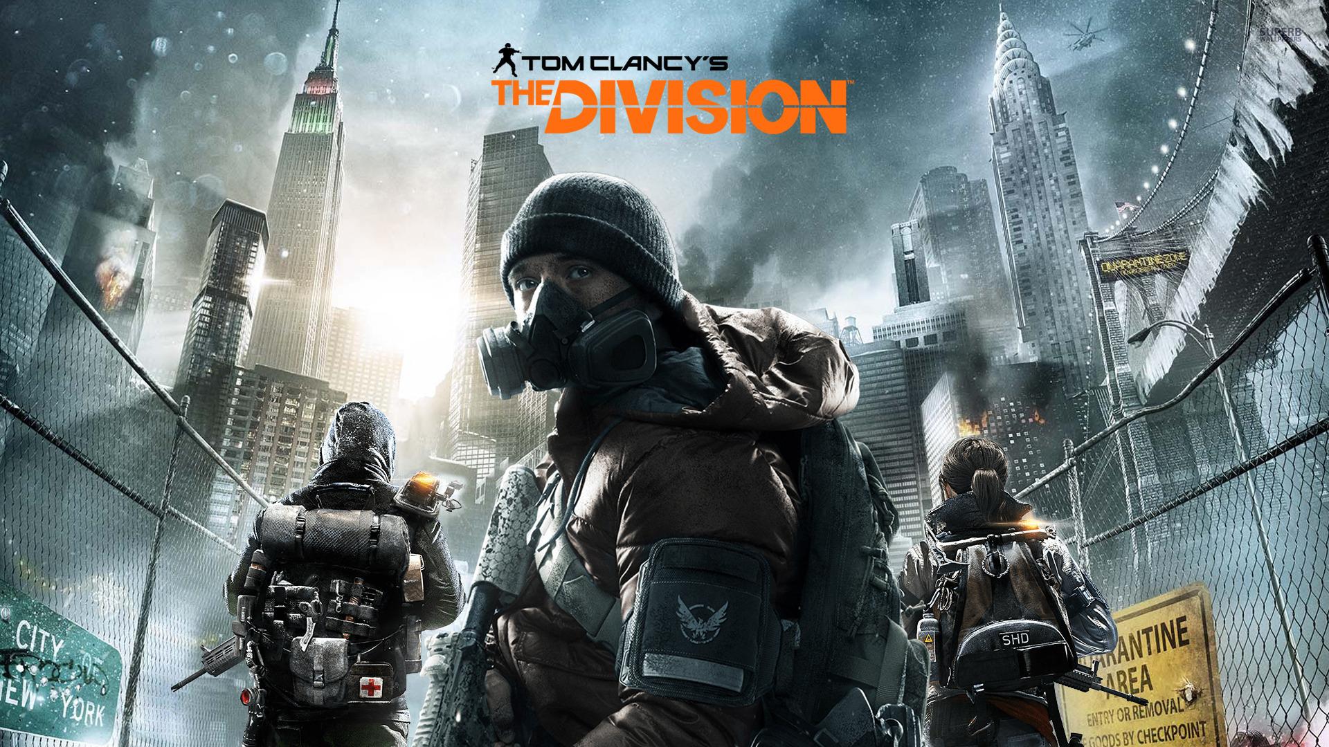 The Division : un trailer live action