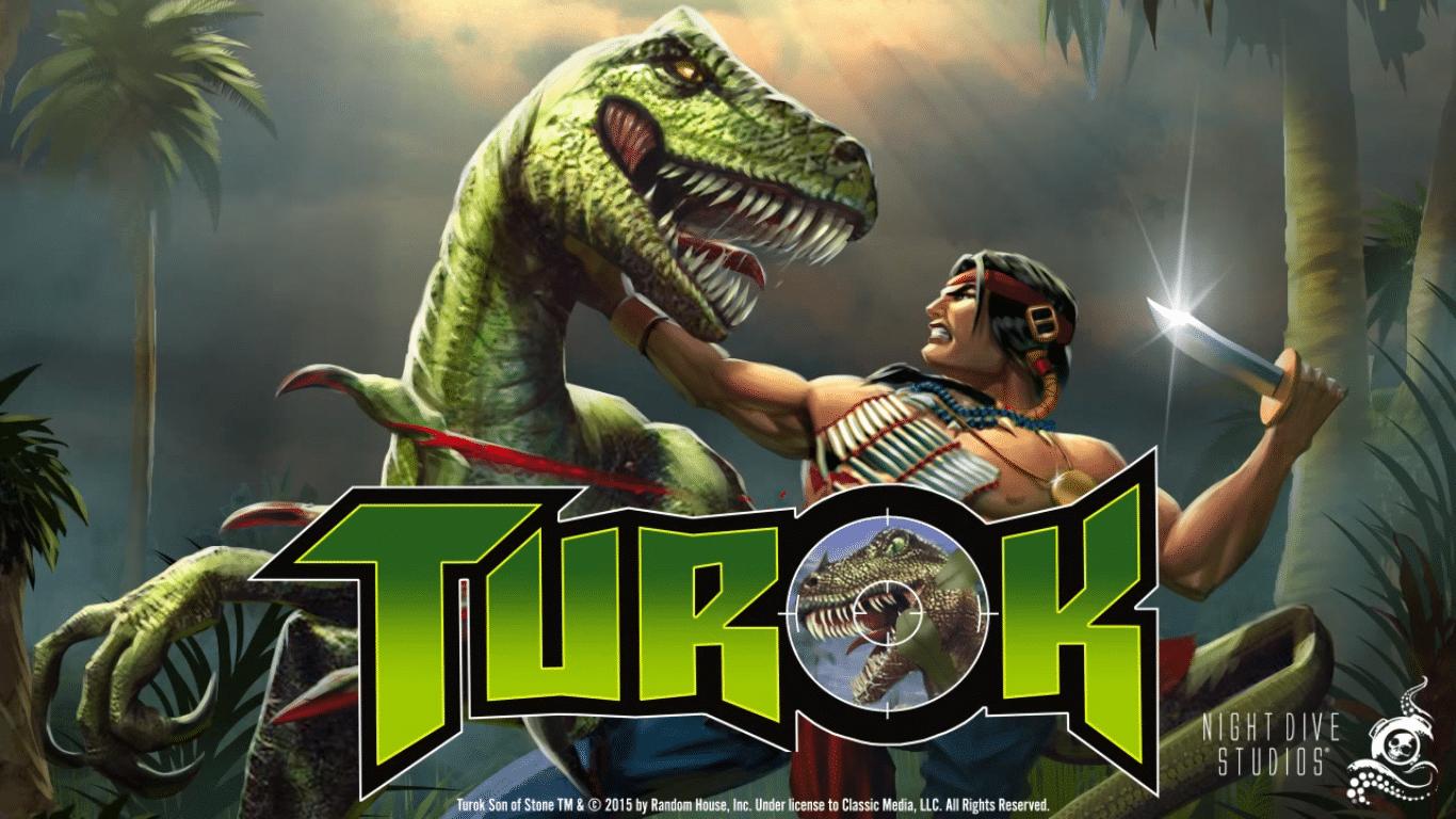 Turok s'annonce pour le 17 décembre en vidéo
