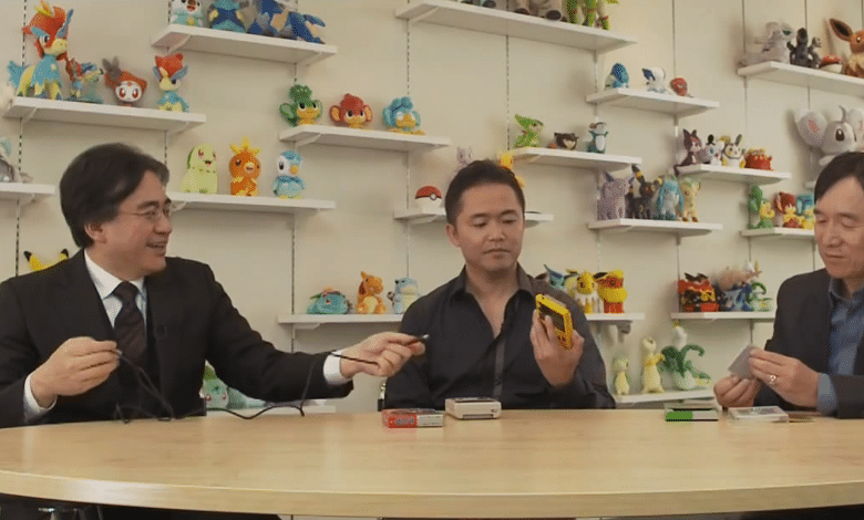 L'implication de Satoru Iwata dans le succès mondial de Pokémon