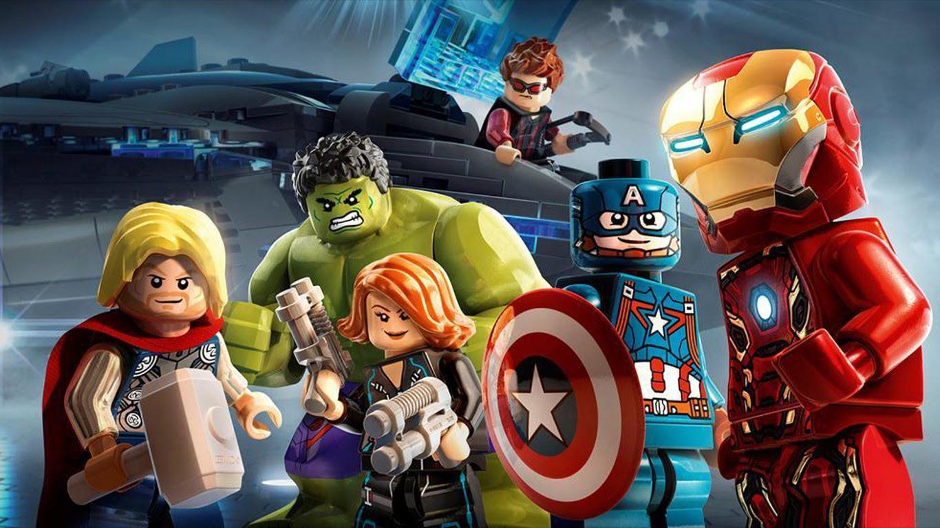 LEGO Marvel's Avengers : 2 nouvelles vidéos