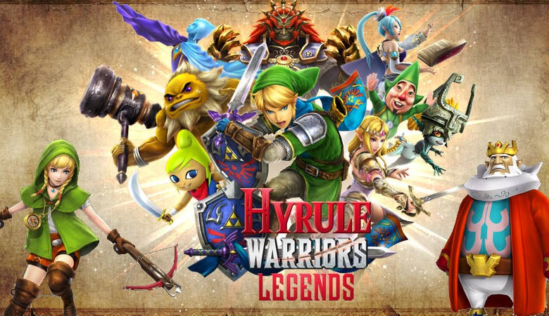 Hyrule Warriors Legends : une nouvelle vidéo de gameplay !