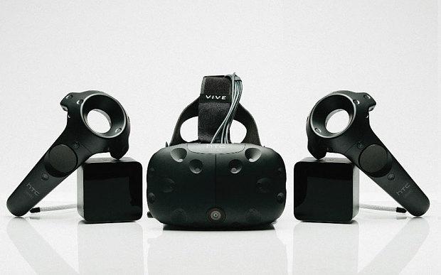 HTC VIVE : prix (élevé) et date de sortie