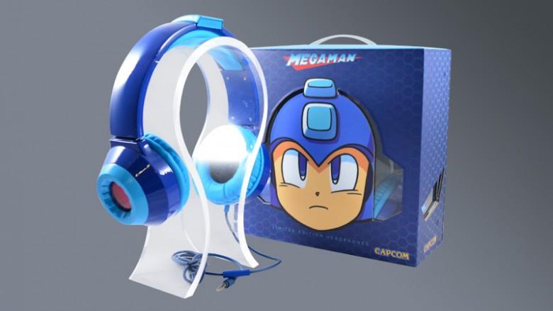 Mega Man : découvrez un casque Mega stylé