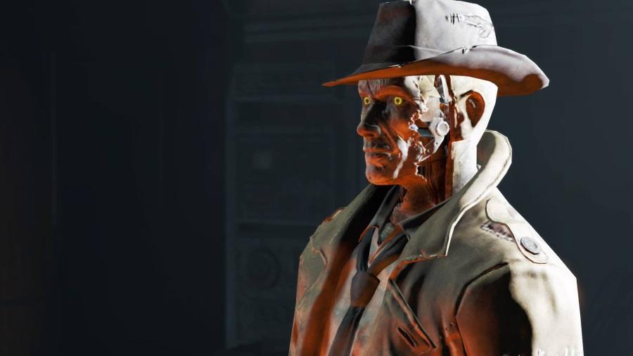 Fallout 4 : un cosplay Nick Valentine hyper réaliste