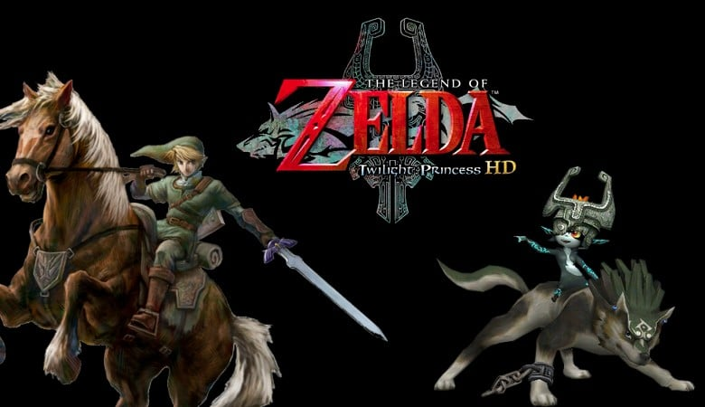 [Preview] The Legend of Zelda : Twilight Princess HD