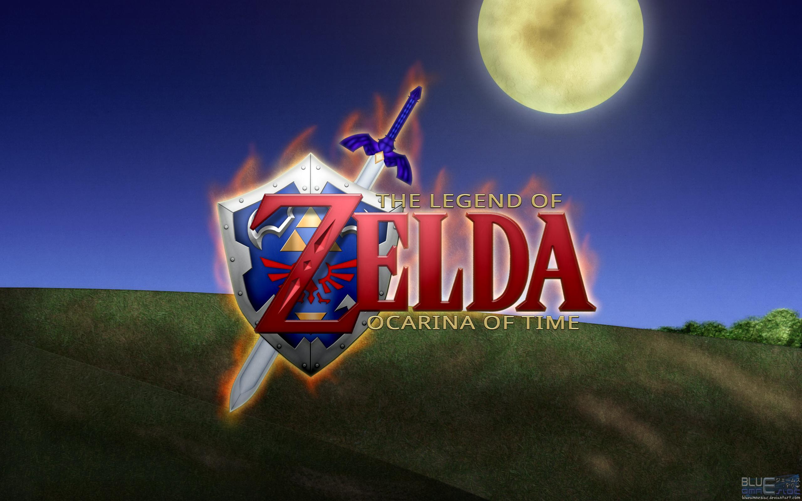 The Legend of Zelda : Ocarina of Time sous Unreal Engine 4