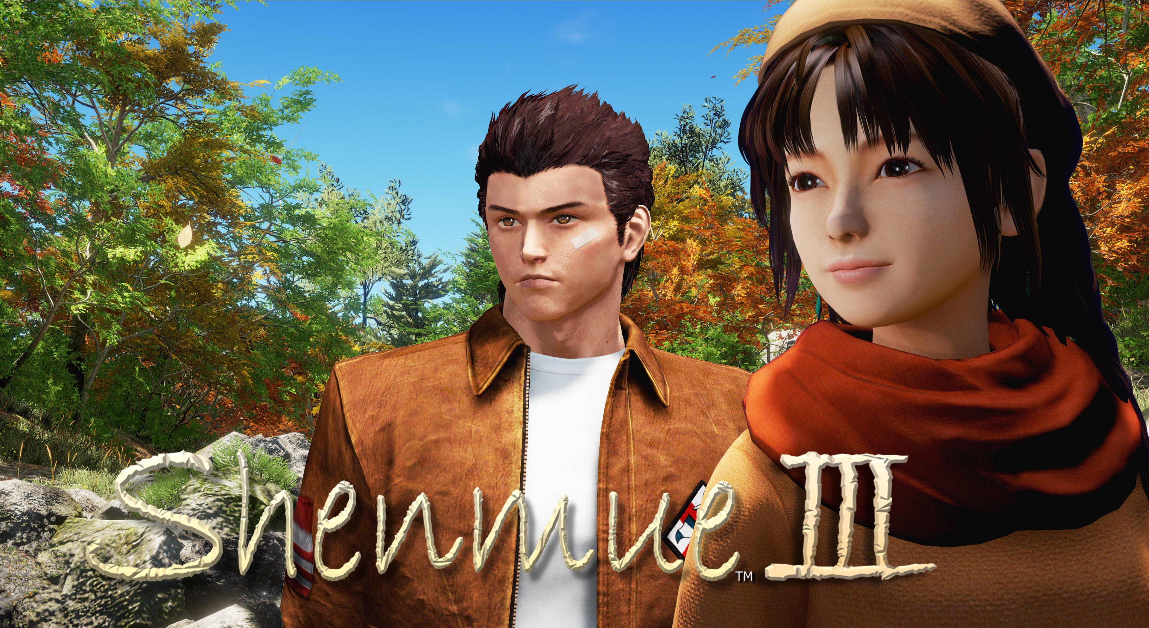 Des nouvelles de Shenmue 3