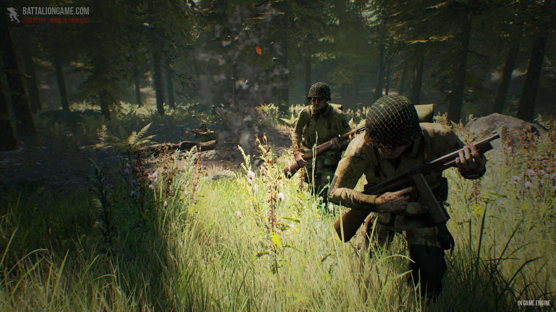 Battalion 1944 : une guerre financée à 200% sur Kickstarter