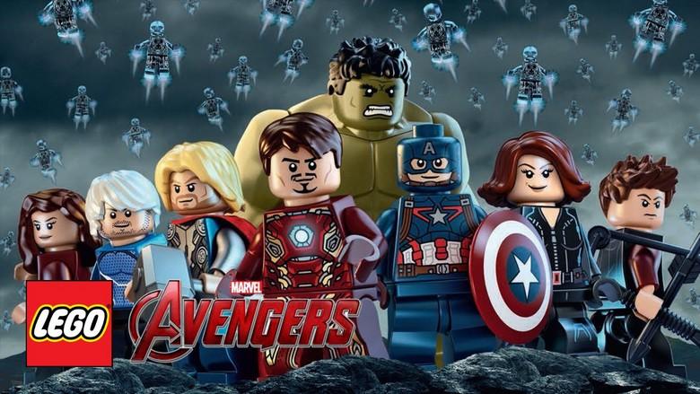 [TEST] LEGO Marvel Avengers